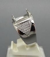 Model Cincin Perak Silver Indah Menawan