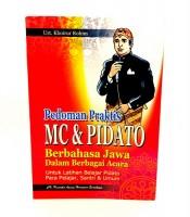 Pedoman Praktis MC Dan Pidato Berbahasa Jawa