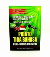 Pidato Tiga Bahasa Arab Inggris Indonesia