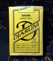Rokok Asli Djarum Aroma Kretek Tahun 1975