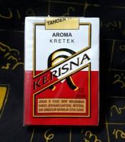 Rokok Asli Kerisna Aroma Kretek Tahun 1975