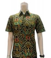 Grosir Baju Batik Pria Lengan Pendek Murah