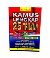 Kamus Bahasa Inggris Indonesia Lengkap 25 Trilyun