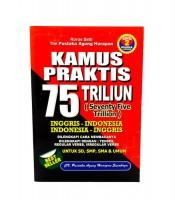 Kamus Praktis Inggris Indonesia 75 Triliun