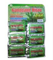 Kegunaan Obat Herbal Ganggang Hijau
