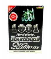 Buku 1001 Fadilah Asmaul Husna