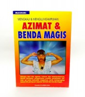Buku Mengkaji dan Menguji Keampuhan Azimat dan Benda Magis
