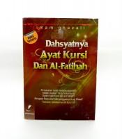 Dahsyatnya Ayat Kursi dan Al Fatihah