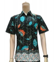 Grosir Baju Batik Kerja Murah