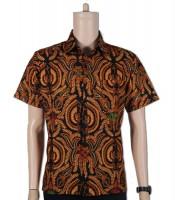Grosir Baju Batik Lengan Pendek Murah