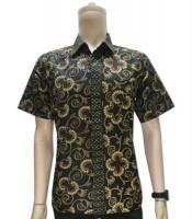 Grosir Baju Batik Pekalongan Lengan Pendek Murah