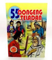 Grosir Buku 55 Dongeng Teladan Murah
