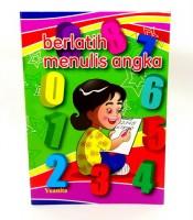 Grosir Buku Anak Belajar Menulis Angka Murah