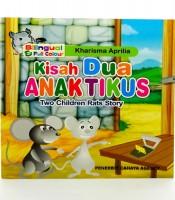Grosir Buku Anak Cerita Bergambar Bilingual Murah