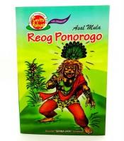Grosir Buku Cerita Rakyat Reog Ponorogo Murah
