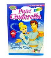Grosir Buku Dongeng Putri Cinderella Murah