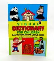 Grosir Buku Kamus Bergambar Untuk Anak Murah