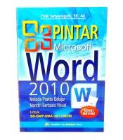 Grosir Buku Microsoft Word 2010
