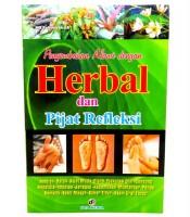 Grosir Buku Penyembuhan Alami Dengan Herbal dan Pijat Refleksi
