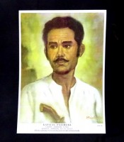 Grosir Poster Dinding Kapitan Pattimura