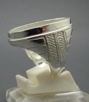 Model Cincin Alpaka Silver Yang Elegan