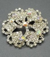 Grosir Bros Wanita Kristal Berlian Putih