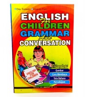 Grosir Buku English For Children Grammar And Coneversation