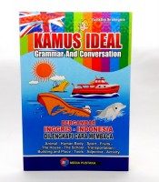 Grosir Kamus Ideal Grammar And Conversation