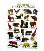 Grosir Poster Binatang Buas