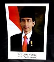 Grosir Poster Dinding Besar Presiden Indonesia Ir. H. Joko Widodo