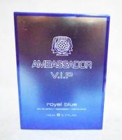 Parfum Original Ambassador VIP Imperial Blue