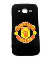Grosir Manchester United Silicon Black Matte Samsung J2 Pro Murah