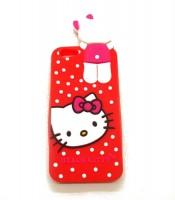 Grosir Oppo A39 Silicon Case Hello Kitty Murah