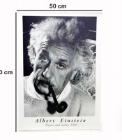Grosir Poster Dinding Albert Einstein Physics And Reality