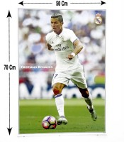 Grosir Poster Dinding Cristiano Ronaldo Real Madrid