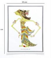 Grosir Poster Dinding Dewi Woro Srikandi