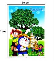 Grosir Poster Dinding Doraemon Nobita
