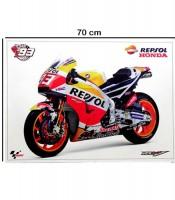 Grosir Poster Dinding Moto GP Repsol Honda