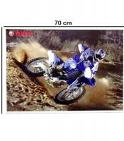 Grosir Poster Dinding Motocross Yamaha