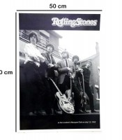Grosir Poster Dinding Rolling Stones