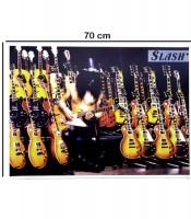 Grosir Poster Dinding Slash And Guitar