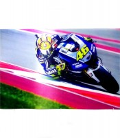 Grosir Poster Dinding Valentino Rossi 3D