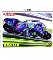 Grosir Poster Dinding Valentino Rossi The Doctor
