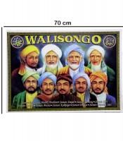 Grosir Poster Dinding Walisongo Jawa