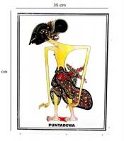Grosir Poster Dinding Wayang Puntadewa