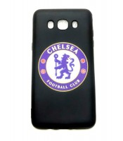 Grosir Samsung J2 Chelsea Silicon Black Matte Murah