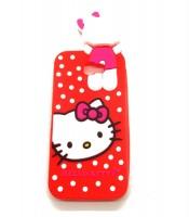 Grosir Silicon Case Hello Kitty 3D Samsung J7 Prime Murah