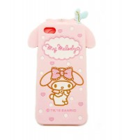 Grosir Silicon Case My Melody iPhone 5 Murah