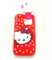 Grosir Silicon Case Samsung J5 Prime Hello Kitty 3D Murah