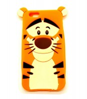 Grosir Silicon Case Tiger 3D iPhone 6 Murah